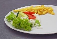 Mittagessen Stockfotografie