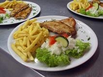 Mittagessen Lizenzfreies Stockbild