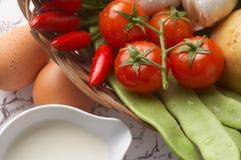 Mittagessen - Mahlzeit Lizenzfreies Stockfoto
