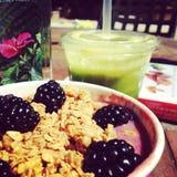 Mittagessen in The Sun Lizenzfreies Stockbild