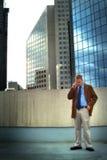 Mittagspausen-Vermittlung Lizenzfreie Stockfotos