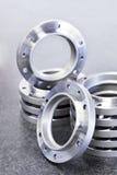 Mitte CNC-maschineller Bearbeitung, Stockfotos