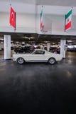 Mitte der 60er-Jahre Shelby Mustang G T 350 lizenzfreie stockfotos