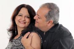 Mitte gealterte Paare stockfotografie