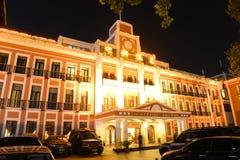Mitte-Hotel, Nanjing, China Stockbilder
