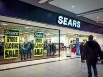 Mitte Sears Eaton Lizenzfreies Stockfoto
