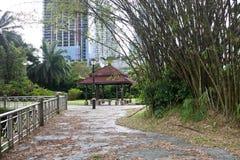 Mitte von Kuala Lumpur Stockfotos