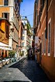 Mitte von Rom stockfotos