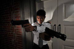 Mittel-Mörder 112 Lizenzfreie Stockfotografie