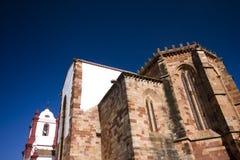 Mittelalter-Kirche Lizenzfreies Stockfoto