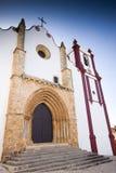 Mittelalter-Kirche Stockfoto