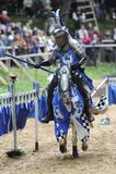 Mittelalterfestival Stockfotos