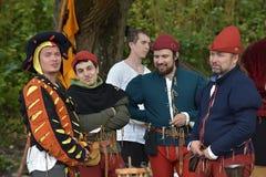 Mittelalterfestival Lizenzfreies Stockbild