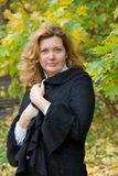 Mittelalterfrau Stockbild