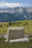 Mittelalterliche Denkmäler Stockbilder