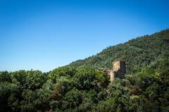 Mittelalterliche Festung Lizenzfreies Stockfoto
