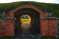 Mittelalterliche Festung Korela war die nordwestlichste Stadt von Russland Die Festung wurde an der Wende der Jahrhunderte XIII g stockfotos