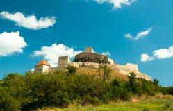 Mittelalterliche Festung von Rupea, Brasov, Siebenbürgen, Rumänien Stockbilder