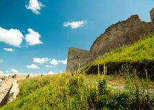 Mittelalterliche Festung von Rupea, Brasov, Siebenbürgen, Rumänien Lizenzfreies Stockfoto