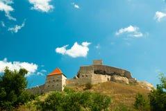 Mittelalterliche Festung von Rupea, Brasov, Siebenbürgen, Rumänien Stockfoto