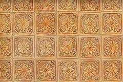 Mittelalterliche Fliesen Lizenzfreies Stockfoto