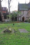 Mittelalterliche Gräber Lizenzfreie Stockfotografie