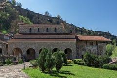 Mittelalterliche heilige vierzig Märtyrer-Kirche in der Stadt von Veliko Tarnovo, Bulgarien lizenzfreie stockfotografie