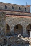 Mittelalterliche heilige vierzig Märtyrer-Kirche in der Stadt von Veliko Tarnovo, Bulgarien lizenzfreies stockbild