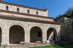 Mittelalterliche heilige vierzig Märtyrer-Kirche in der Stadt von Veliko Tarnovo, Bulgarien lizenzfreie stockbilder