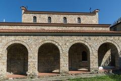 Mittelalterliche heilige vierzig Märtyrer-Kirche in der Stadt von Veliko Tarnovo, Bulgarien stockfoto