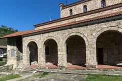 Mittelalterliche heilige vierzig Märtyrer-Kirche in der Stadt von Veliko Tarnovo, Bulgarien lizenzfreies stockfoto