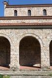 Mittelalterliche heilige vierzig Märtyrer-Kirche in der Stadt von Veliko Tarnovo, Bulgarien stockfotos