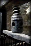 Mittelalterliche Presse lizenzfreie stockfotos