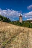 Mittelalterliche Ruinen Stockfoto