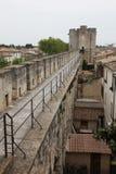 Mittelalterliche Stadt Stockfotos