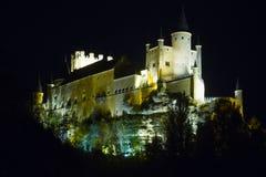 Mittelalterliche Stadt Stockfotografie