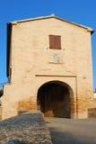 Mittelalterliche Tür Stockbilder