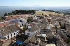Mittelalterliche touristische Stadt Baezas von Spanien Lizenzfreie Stockfotos