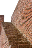 Mittelalterliche Treppe Lizenzfreie Stockfotografie
