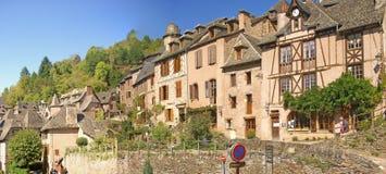 Mittelalterliche und Rennaissance Gebäude Lizenzfreies Stockbild