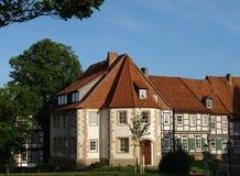Mittelalterliche Viertel Lizenzfreies Stockfoto