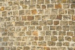 Mittelalterliche Wand Lizenzfreies Stockfoto