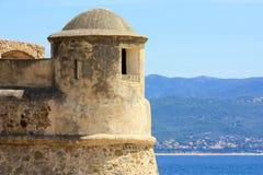 Mittelalterliche Zitadelle Stockfoto