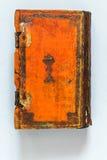 Mittelalterlicher Bucheinband Lizenzfreies Stockbild