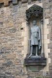 Mittelalterlicher König - Schottland Lizenzfreie Stockbilder