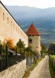 Mittelalterlicher Pfad Stockfotografie