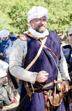Mittelalterlicher Ritter Stockfotos