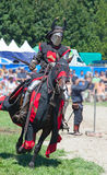 Mittelalterlicher Ritter Lizenzfreie Stockbilder