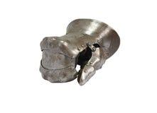 Mittelalterlicher Ritter Glove Stockfotos