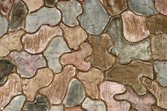 Mittelalterlicher Steinwand-Hintergrund Stockbilder